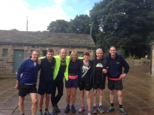 striders @ oakwell