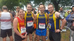 striders at York