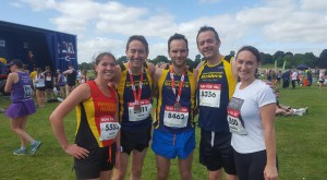 striders at york 1