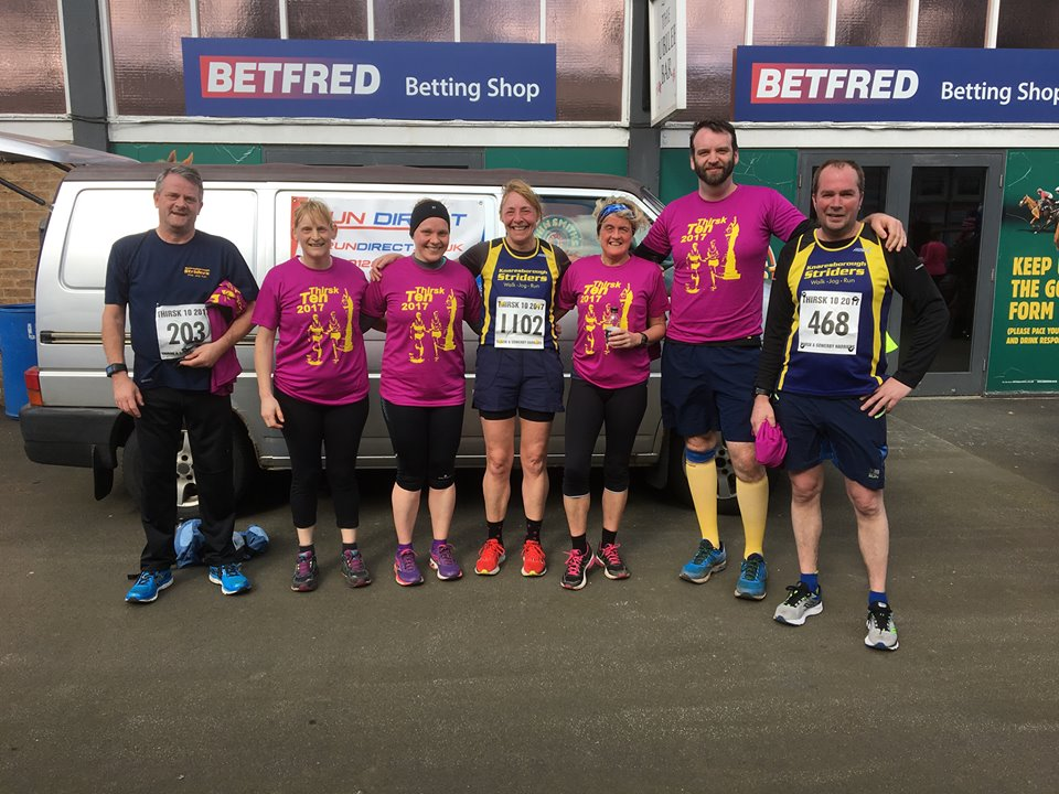 thirsk striders