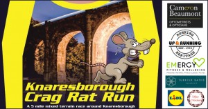 This year's Crag Rat run takes place on Sunday 23rd of September at 11am!