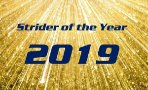 strider of the year 2019