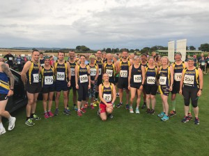 Our Striders at Sessay