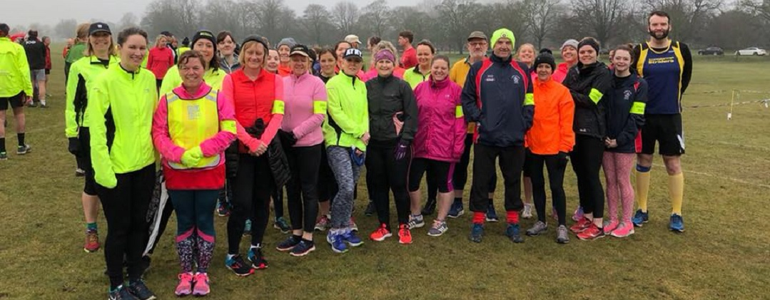 Graduation Day for our 2018 Z2H cohort at Harrogate parkrun, March 2018