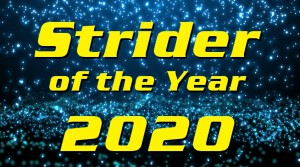Strider of the year 2020